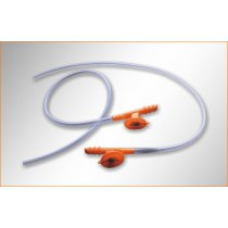 Angel Suction Catheter With Thumb Control 14