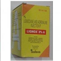 Biocain 2% Without Adrenaline Lignox