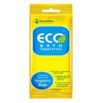Eco bath Towelettes - Signal Pack