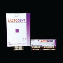 Pyrax Acrylic Teeth Lactodent - Cross Linked Acrylic Teeth (Set Of Six)
