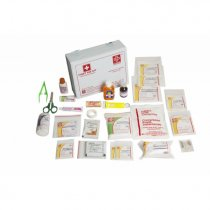 ST JOHNS First Aid All Purpose Kit Medium - Vinyl Cardboard Box - SJF V2