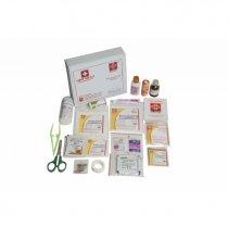 ST JOHNS First Aid All Purpose Kit Small - Vinyl Cardboard Box - SJF V3