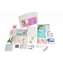 ST JOHNS First Aid New Parent Kit - Plastic Box Medium Handy - SJF NP