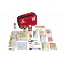 ST JOHNS First Aid Travel Kit Large - Nylon Pouch - SJF T4