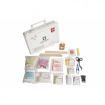 ST JOHNS First Aid Workplace Kit Large - Plastic Box - SJF P2