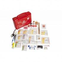 ST JOHNS First Aid Workplace Kit Medium Handy - Plastic Box - SJF P3