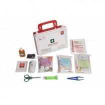 ST JOHNS First Aid Workplace Kit Medium - Plastic Box - SJF P4