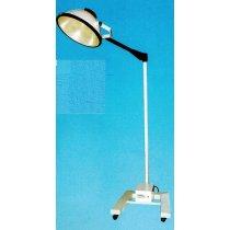 Tanvi Shadowless Lamp Padestal Model 18 Single Dome Halogen METALUX MOBILE 3000