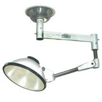 Tanvi Shadowless LampZ Model 18 Single dome with spring loaded arm Halogen